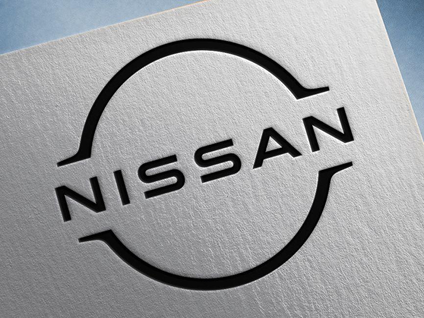 Nissan 2020 New Logo