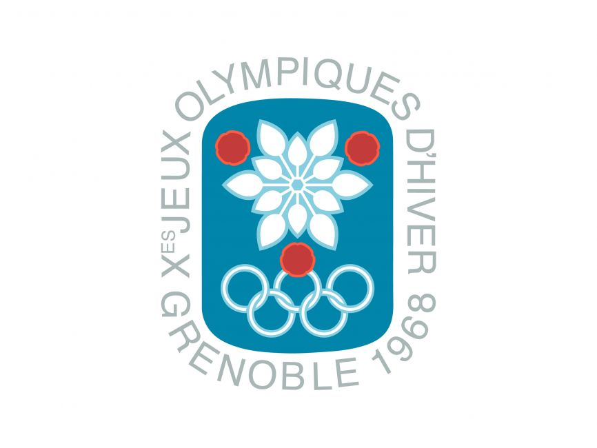 1968 Winter Olympic Games in Grenoble