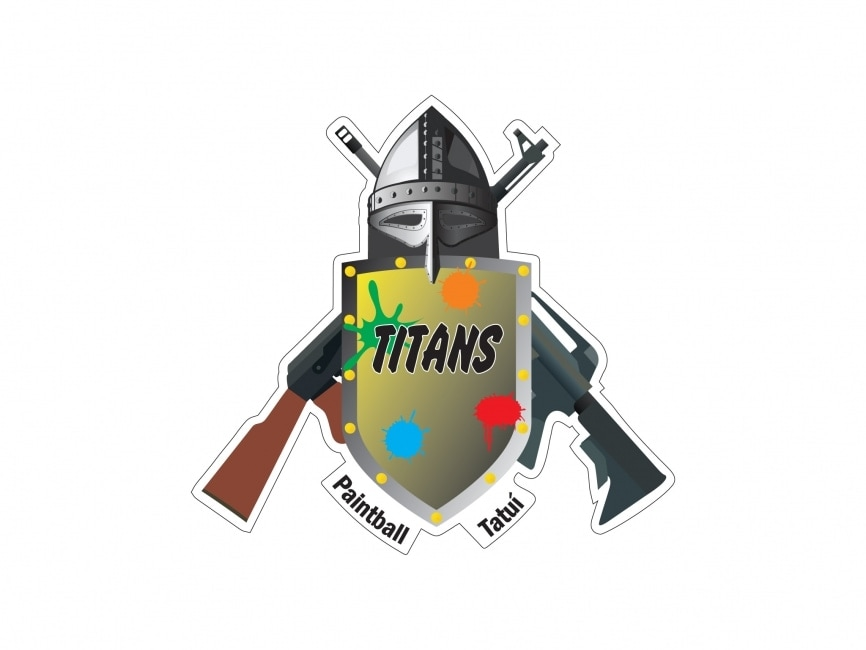 Titans Paintball