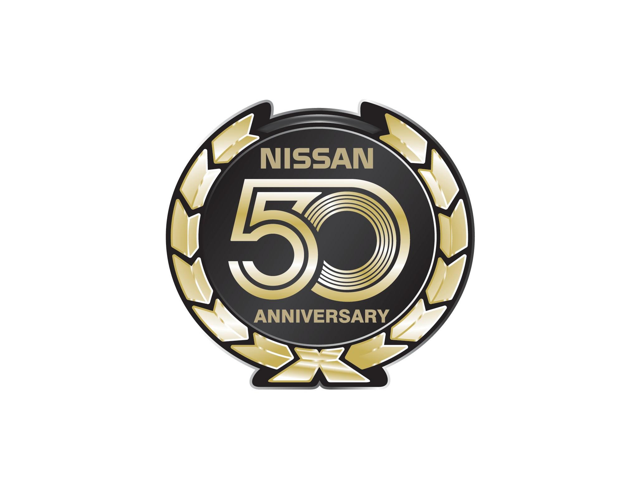 Nissan 50 Year