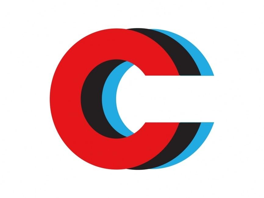 C Letter Logo Template