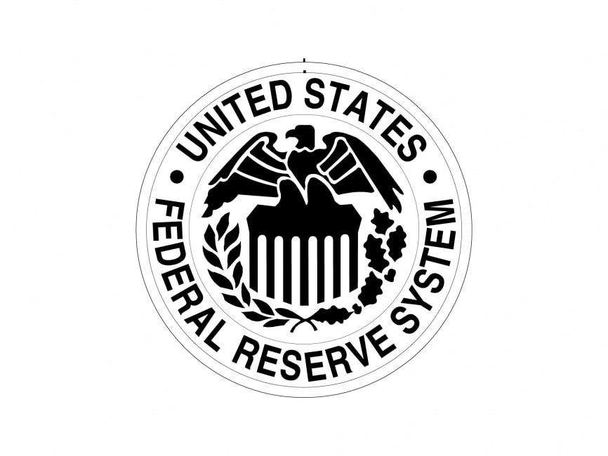 United States Federal Reserve Vector Logo Logowik Com