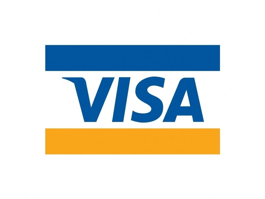 Visa Credit Card Login >> Visa Vector Logo - Logowik.com