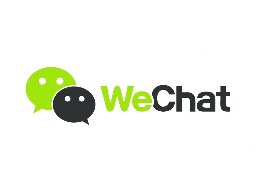 wechat vector logo logowikcom