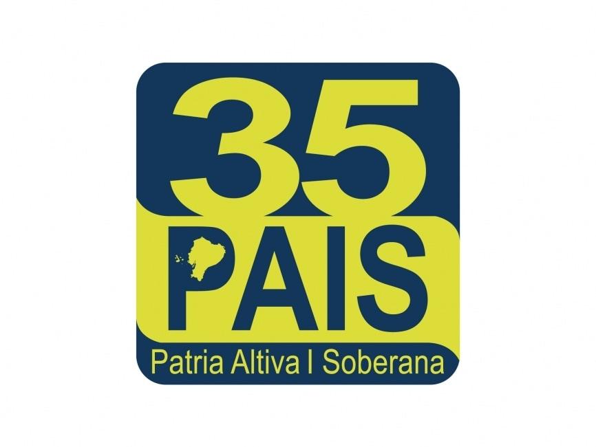 Movimiento Alianza Pais 35