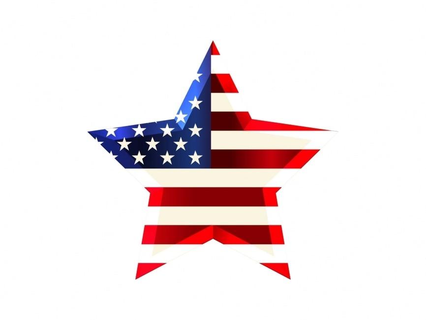 USA Star Flag