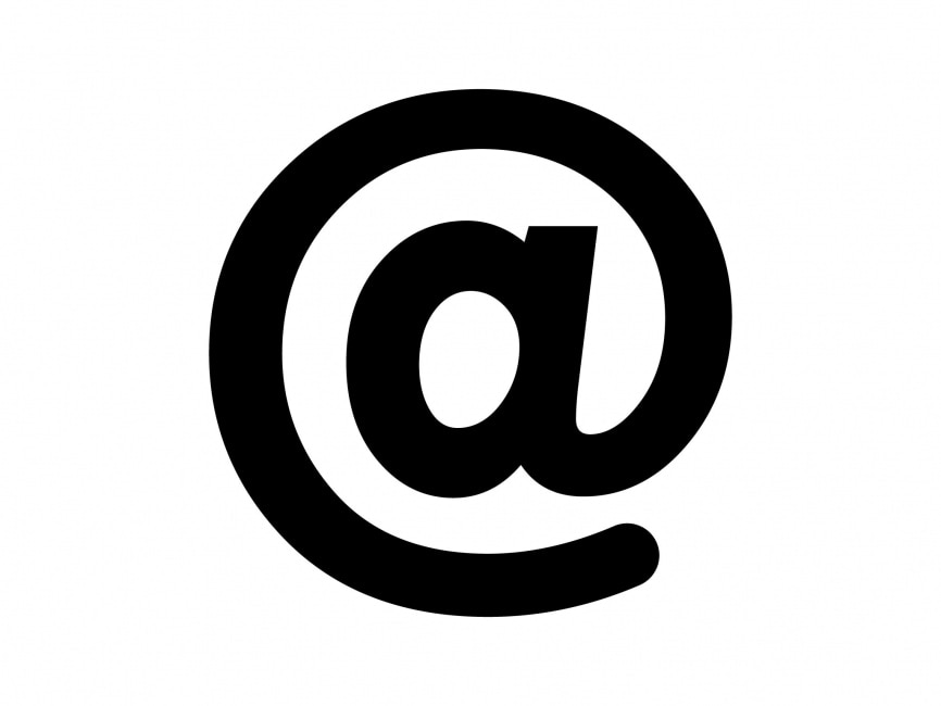 Email Symbol Vector Icon Logowik