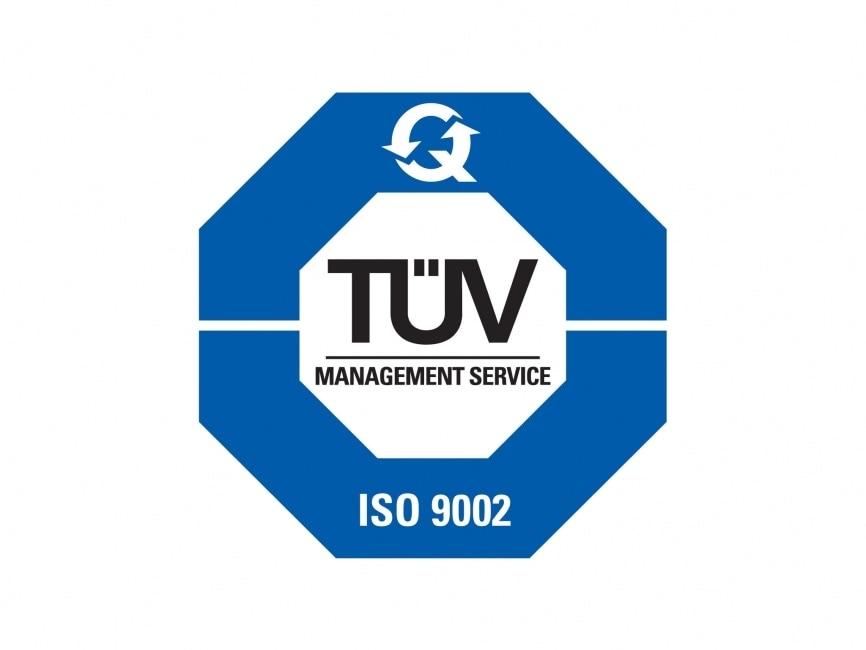 ISO 9002 Tüv Management Service