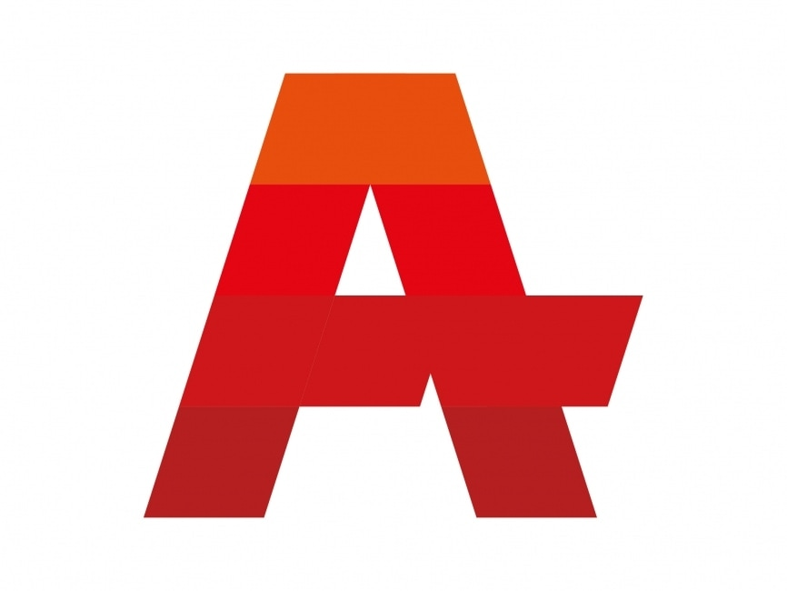 A Letter Logotype