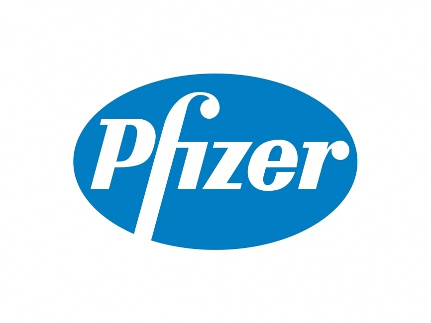 Pfizer Vector Logo Logowik