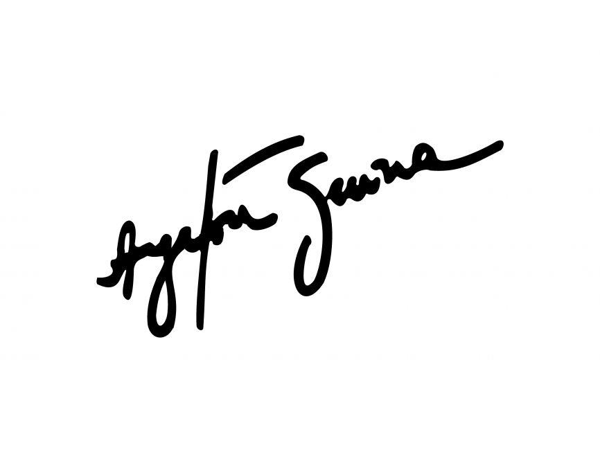 Ayrton Senna Signature