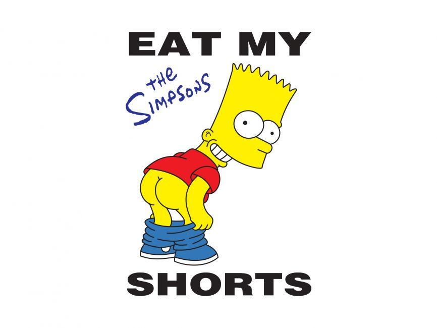 Bart Simpson Eat My Shorts