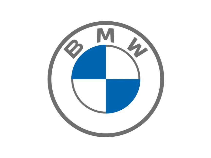 BMW 2020 New Logo