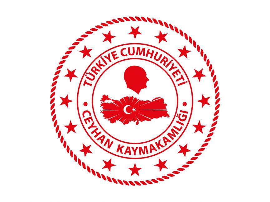 Ceyhan Kaymakamlığı Yeni Logo
