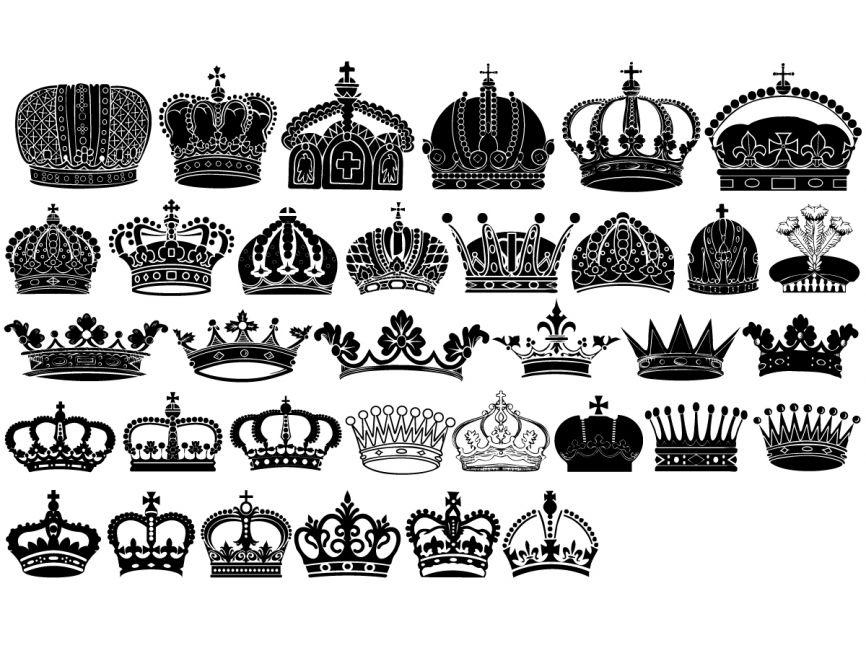 Crown Logo Templates