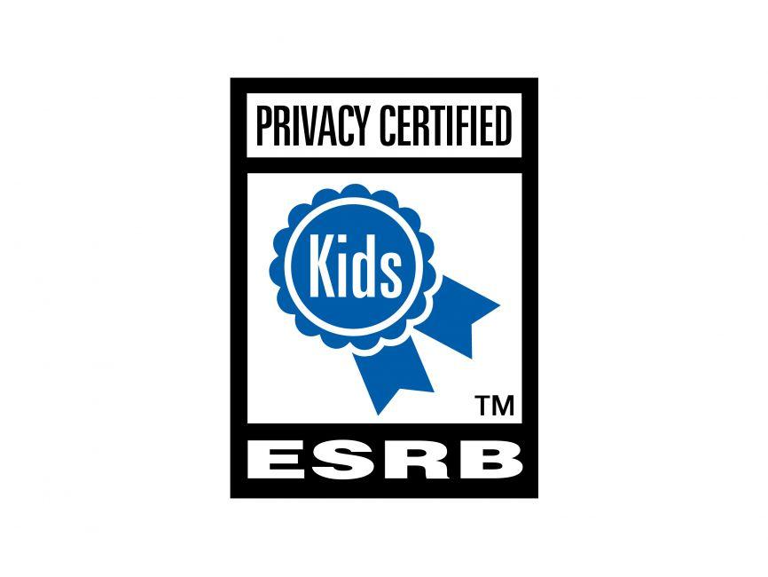 ESRB Privacy Certified Kids