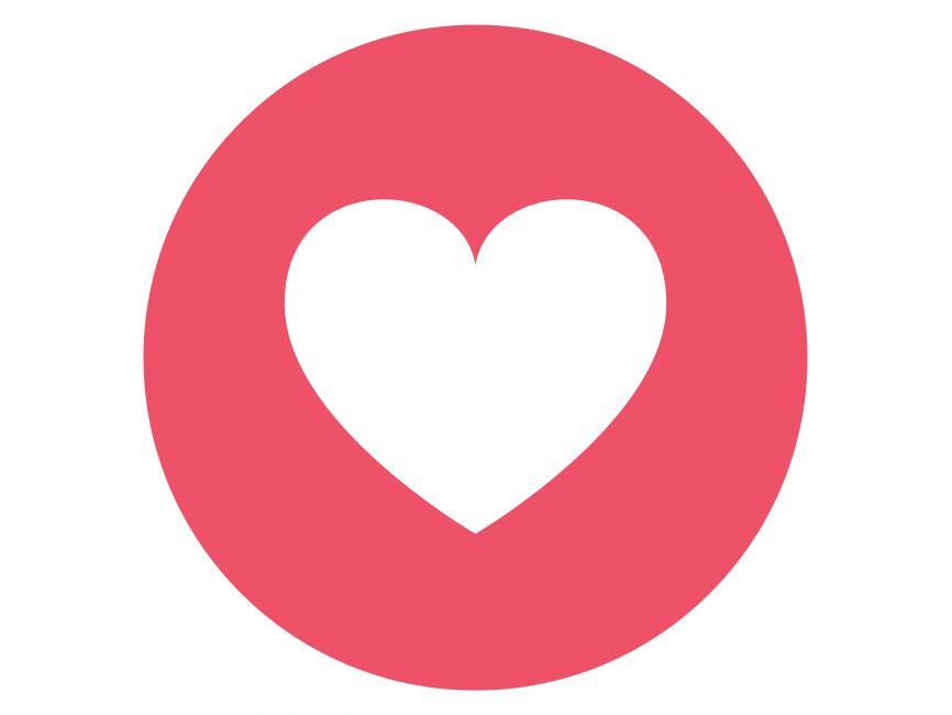 Facebook Love Emoji