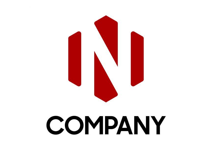 Free Letter N Logo Template