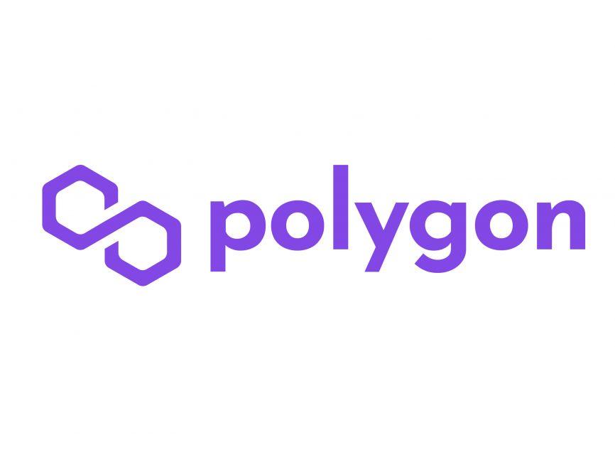 Polygon (MATIC) Vector Logo - Logowik.com