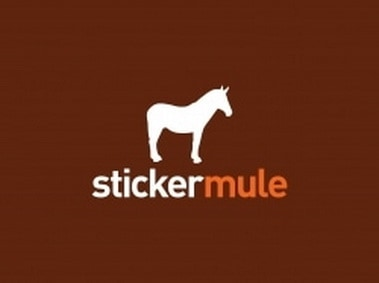 Sticker Mule