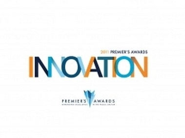 Innovation Premier's Awards