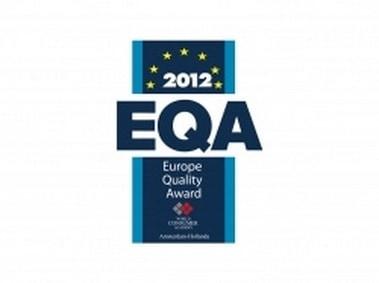 EQA 2012 Quality Award