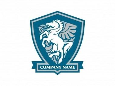 Horse Badge