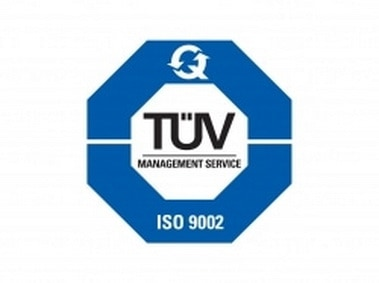 ISO 9002 Tüv Management Service