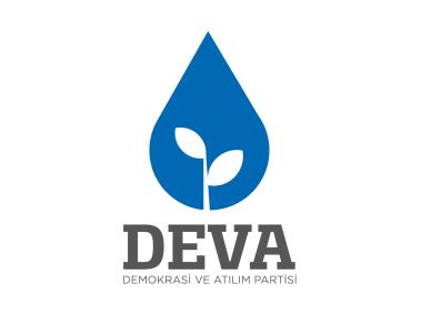 DEVA Partisi Yeni Logo