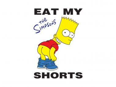 Bart Simpson Eat My Shorts
