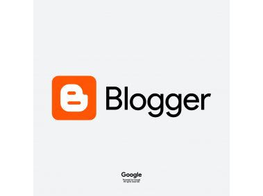 Blogger New Logo