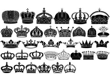 Crown Logo Templates