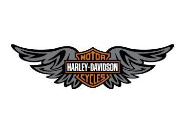Harley Davidson Wings