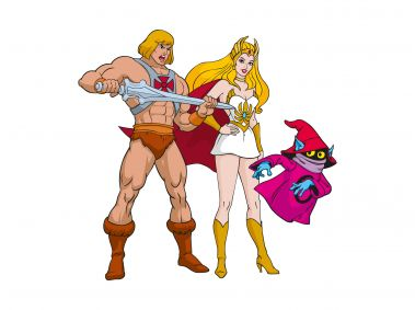 He Man & She Ra