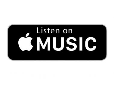 Listen on Apple Music Badge
