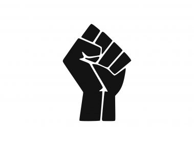 Raised Black Fist