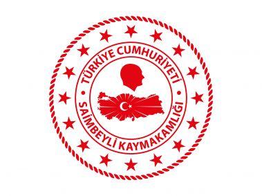 Saimbeyli Kaymakamlığı Yeni Logo