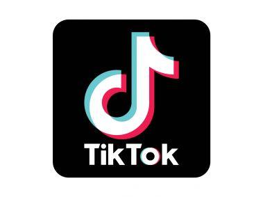 TikTok Logo Black