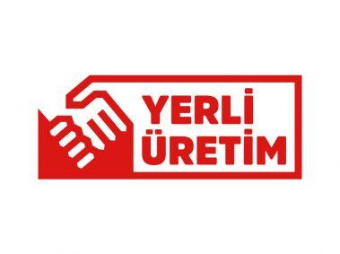 Türkiye Yerli Üretim Vektörel Logosu