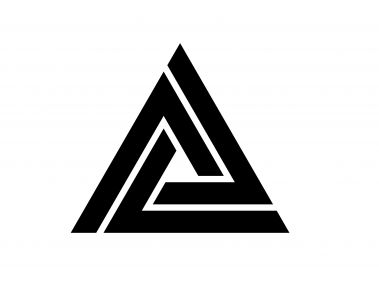 Vector Triangle Logo Mark