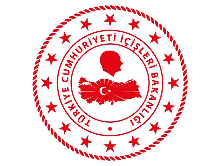 T.C. İçişleri Bakanlığı Yeni Logo 2018