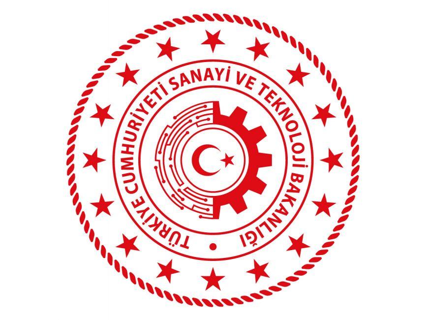 T.C. Sanayi ve Teknoloji Bakanlığı Yeni Logo 2018