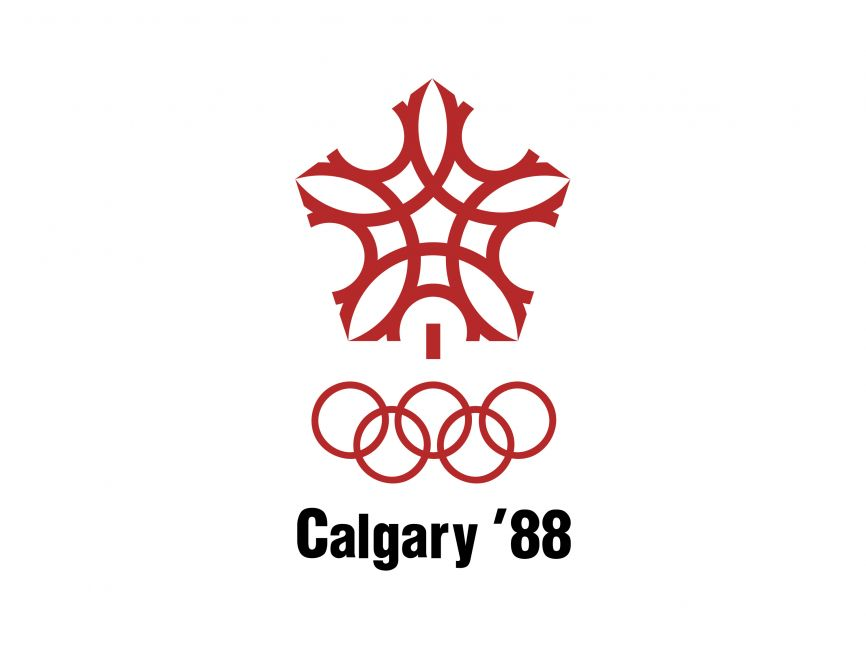 Winter Olympic Games in Calgary 1988